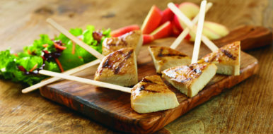 Grilled Chicken Stickens