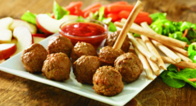 Meatballs On A Stick