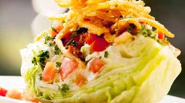 Classic Mini Wedge Salad